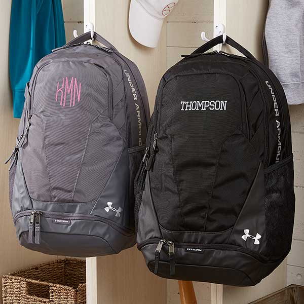 b1432d4c83d Under Armour Embroidered Backpacks - Name or Monogram - 18987