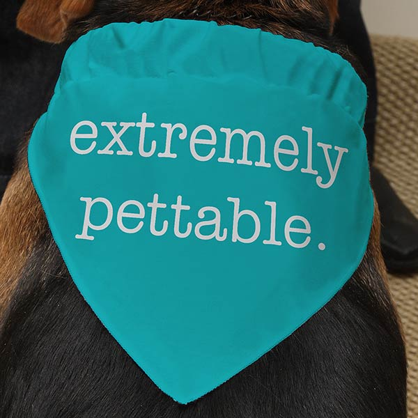 Personalized Dog Bandana - Add Any Text - 19041