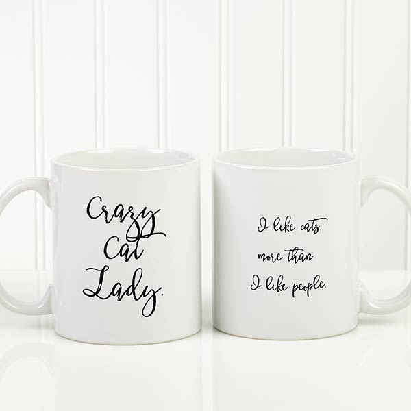Personalized Coffee Mugs - Pet Expressions - 19051