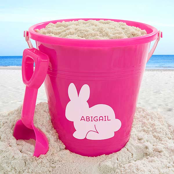 Personalized Easter Buckets - Easter Characters - 19582