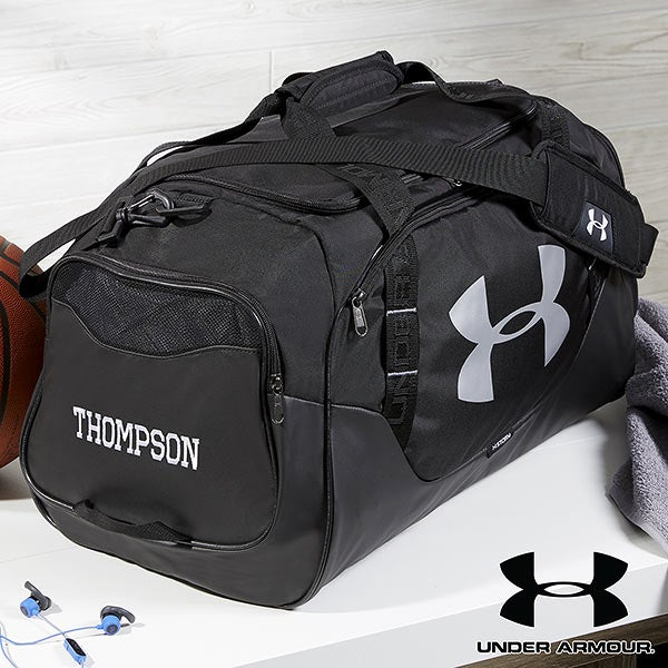68c03171df Under Armour Personalized Duffel Bag