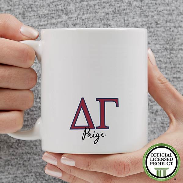 Personalized Delta Gamma Coffee Mug - 20278
