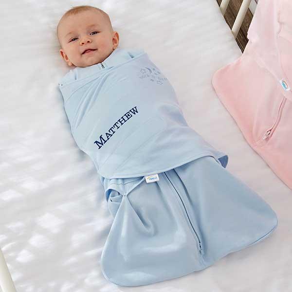 HALO SleepSack Personalized Cotton Swaddle Blankets - 20474