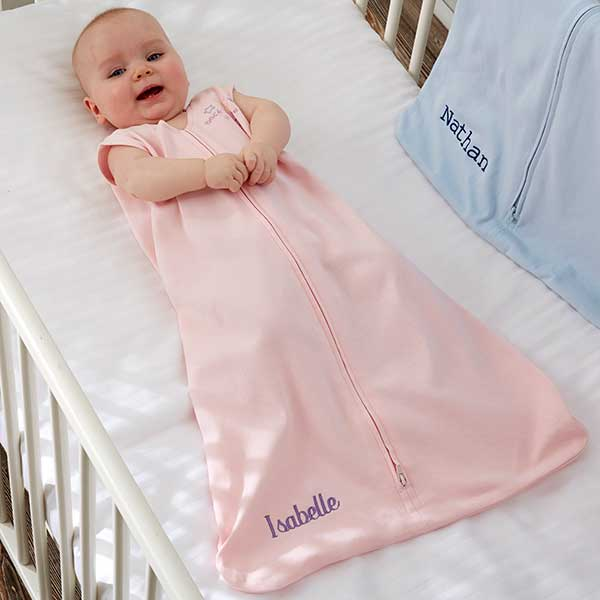 HALO SleepSack Personalized Cotton Wearable Blankets - 20482