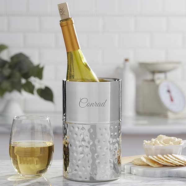 Personalized Wine Chiller - Hampton Collection - 20581
