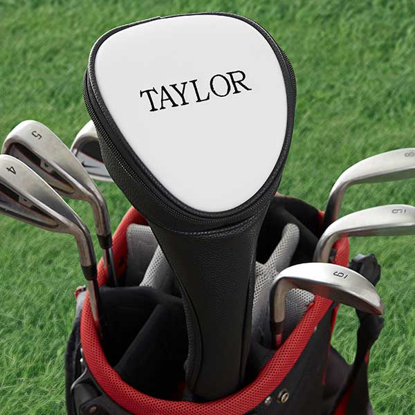 Personalized Golf Club Cover - Name or Monogram - 20633
