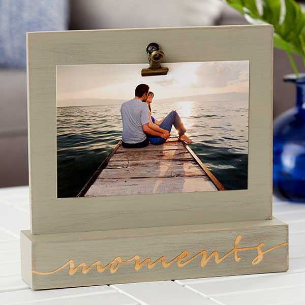 Moments Photo Clip Picture Frame - 20869