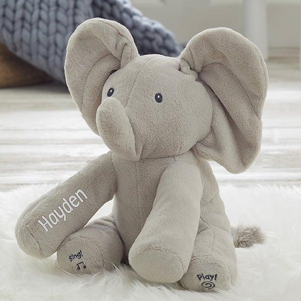 Gund Personalized Flappy The Elephant