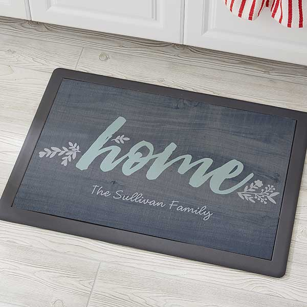 Personalized Kitchen Mats - Cozy Home - 20890