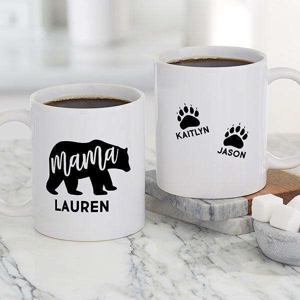 875980c4b5 Personalized Mama Bear Coffee Mugs - 21249