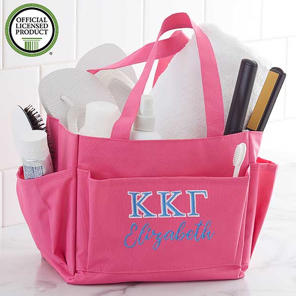 Kappa Kappa Gamma Sorority Shower Caddy - 21357