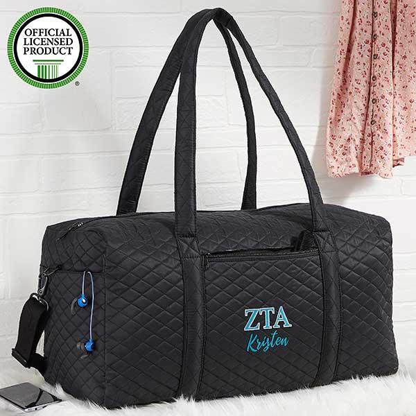 Zeta Tau Alpha Personalized Duffle Bag - 21510 67cf638b93