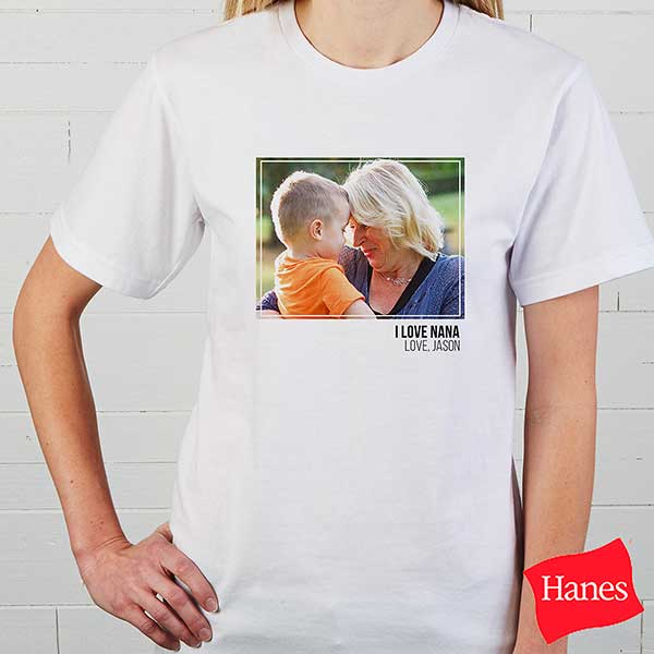 Personalized Photo Clothing For Her - 21577