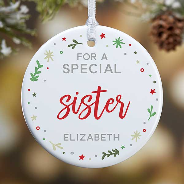 Personalized Christmas Ornaments - You Are Special - 21705