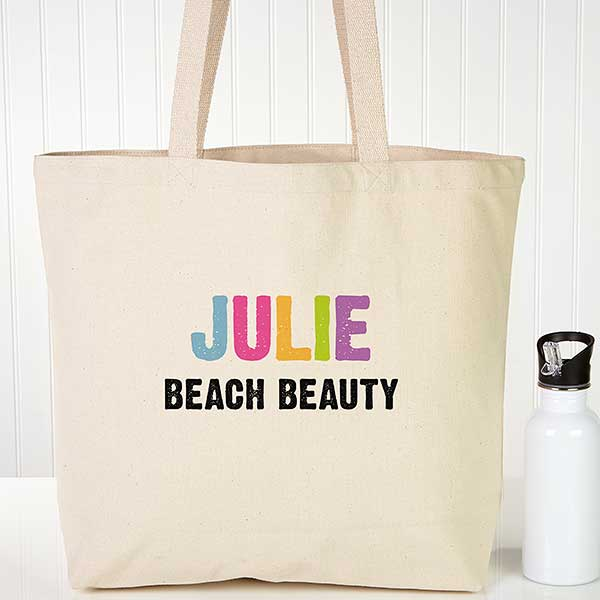 Personalized Kids Beach Bags 22633