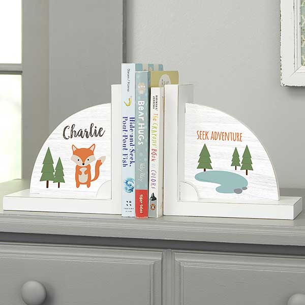 Personalized Bookends For Kids