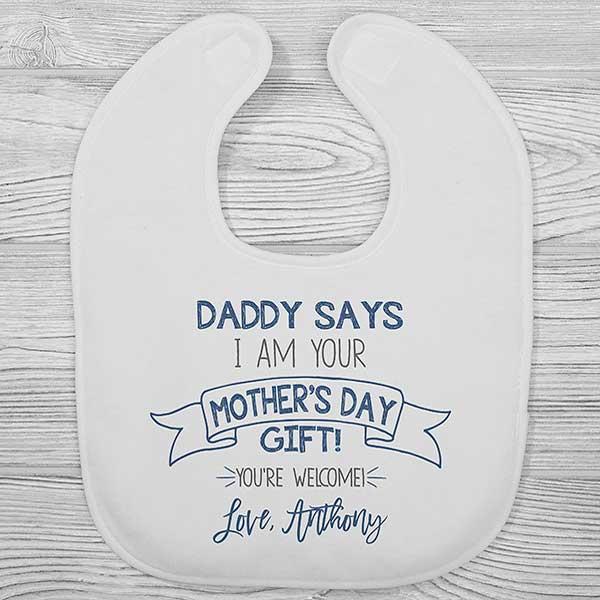 White Baby Bib Personalized Baby Bib Personalized Gifts Baby Bibs Bib Baby Shower Gift Idea Baby Gift Personalized Bib Baby Gifts