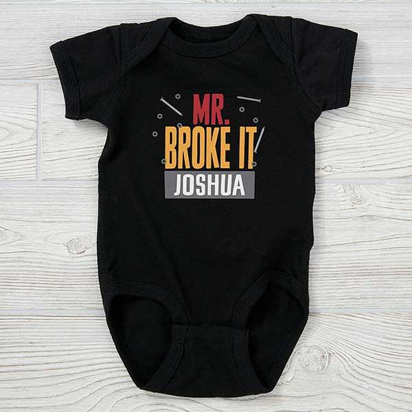 Woodland Raccoon Infant Bodysuit or Child/'s T-Shirt  ~ Personalized ~ Custom