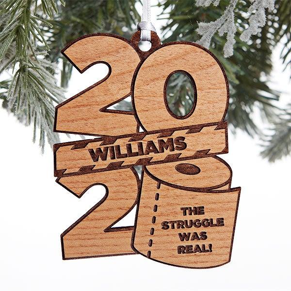2020 Personalized Christmas Ornaments Personalization Mall