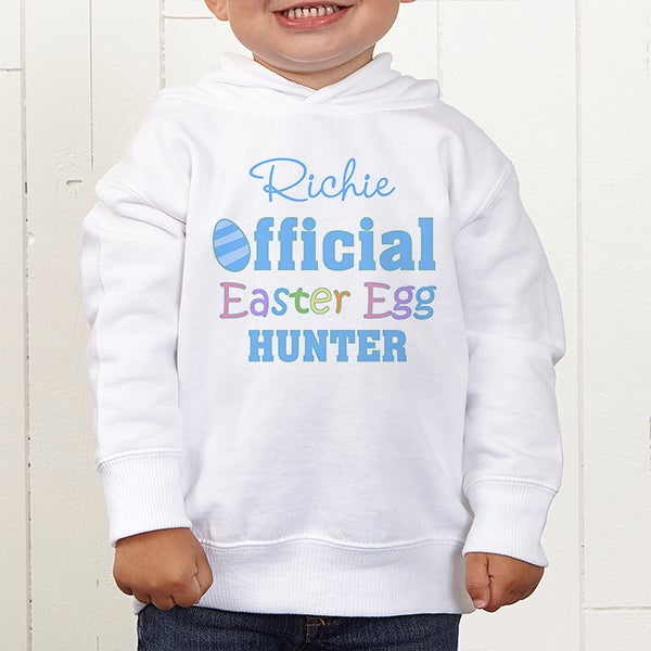 Personalized Kids Easter Clothes - Easter Egg Hunter - 3445