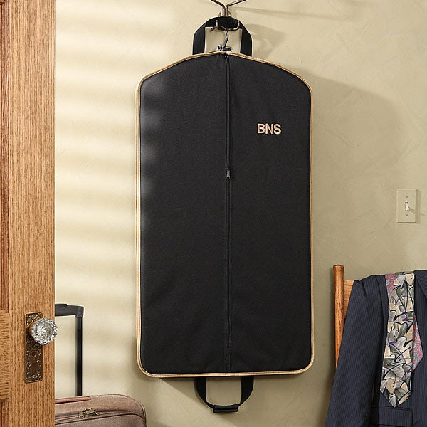 Heavy Duty Personalized Garment Bag Luggage 6237