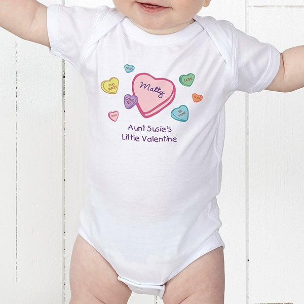 New American Girl Bitty Baby Or Twins Heart BODYSUIT// TEE From Tees Gift Bag