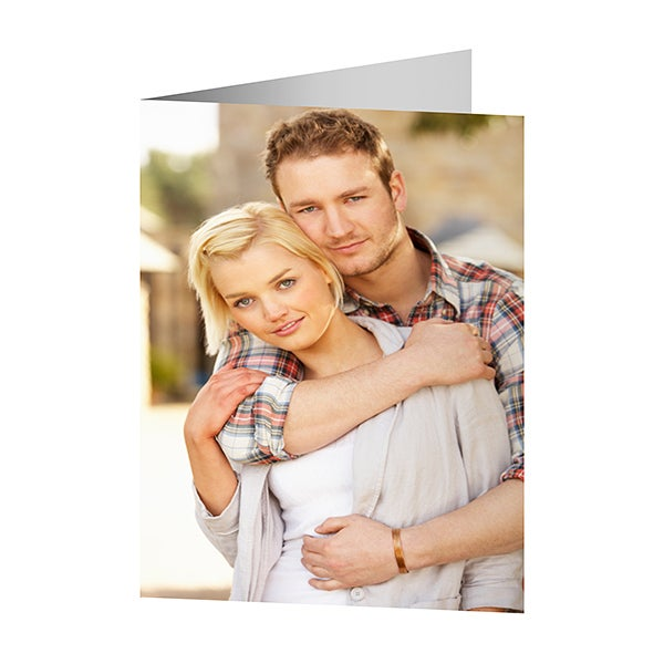 Personalized Photo Note Cards - 6688