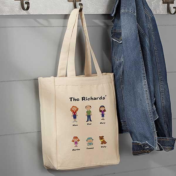 Custom Teacher Bag Gift for Teacher Zipper Close Overnight Bag Canvas Bag Large Teacher Bag Gift for Her Christmas gift for Teachers