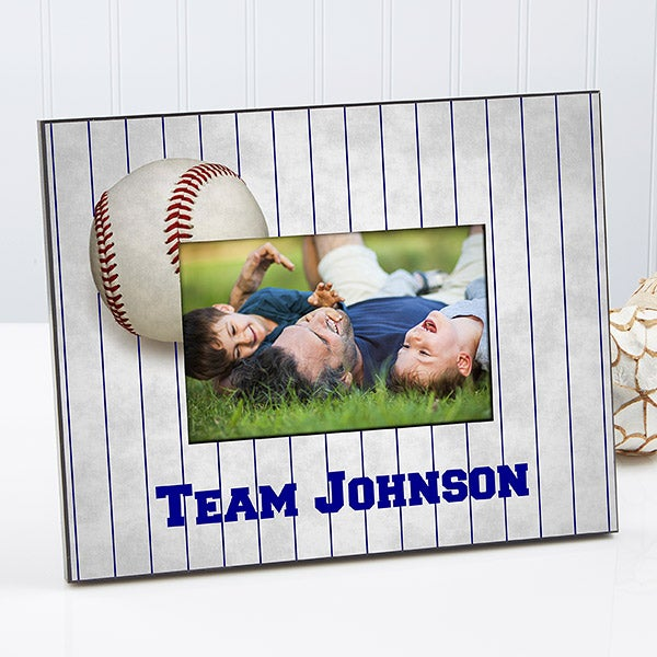 Personalized Baseball Picture Frames - 7005