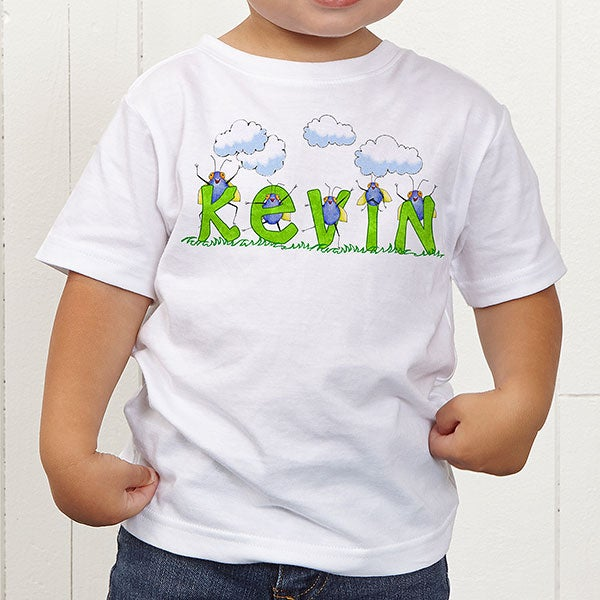 Personalized Kids Clothes - A Bug's Life - 7167