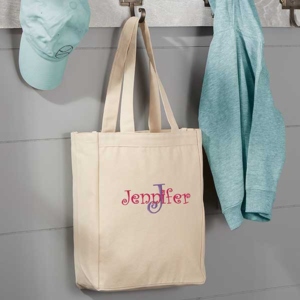 Personalized Tote Bags For Kids All