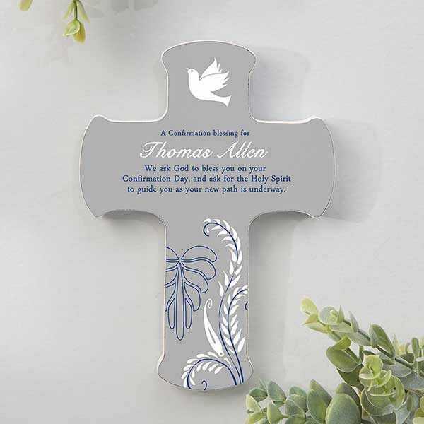 Confirmation Gifts Personalised Message in a Bottle Keepsake with Gift Box