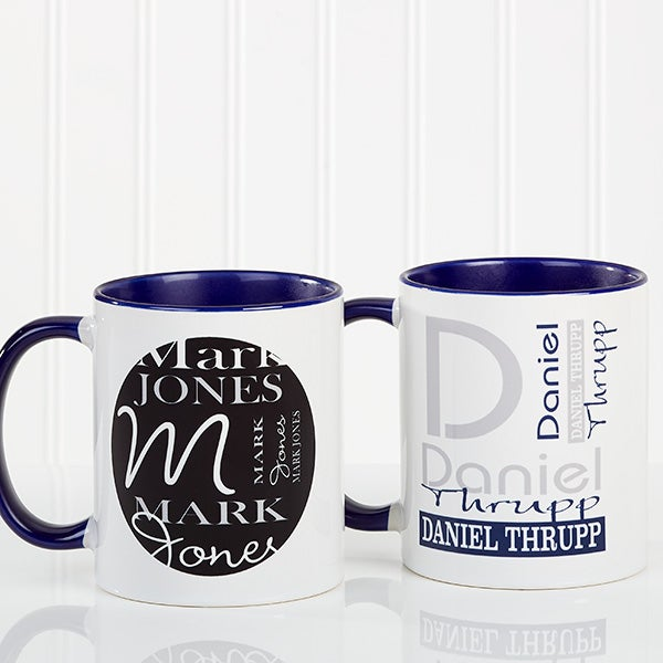 Personalized Coffee Mugs - Personally Yours - 8796