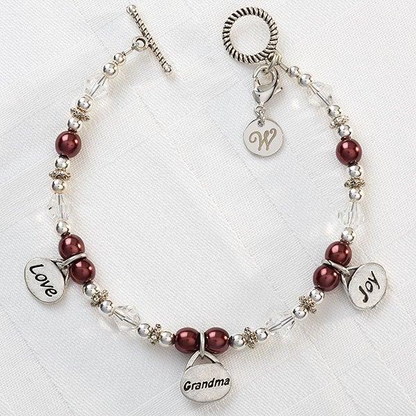 9297 personalized charm bracelet
