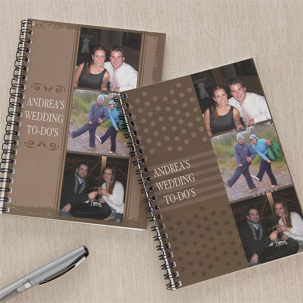 Picture Me Personalized Photo Notebook Set - 9305