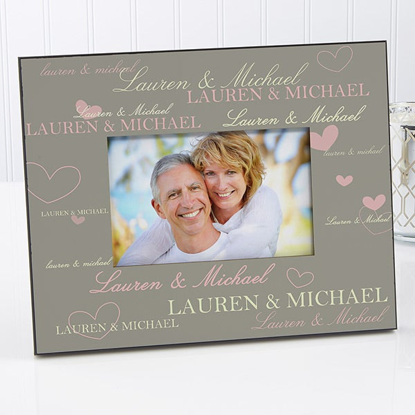 Personalized Picture Frames - Just The Two Of Us - 9598