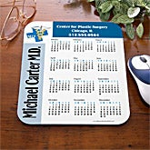 Choose Your Quote© Medical Calendar Mouse Pad