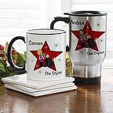 Personalized Hair Stylist Coffee Mug - 6372