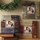 Love Is A Promise Romantic Photo Canvas Art - 6478