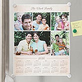 Photo Collage© Personalized Family Calendar