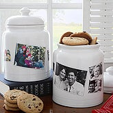 Photo Cookie Jar