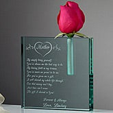 The One I Love Personalized Bud Vase