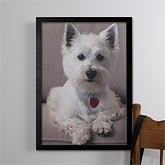 Pet Photo Personalized Canvas Artwork - 6557