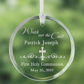 Personalized First Holy Communion Suncatcher - 6581
