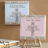 First Communion Prayer Personalized Canvas Art - 6582