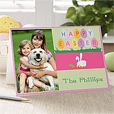 Easter Greetings Personalized Photo Easter Cards - 6592