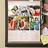 Photo Collage© Personalized School Calendar