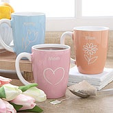 Just For Her Ladies Personalized Coffee Mug - 6622