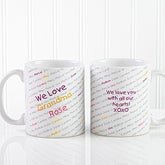 Her Little Ones Personalized Coffee Mug for Mom & Grandma - 6712