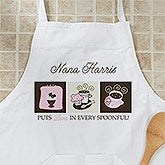 Personalized Aprons & Potholders - Loving Spoonful - 6714